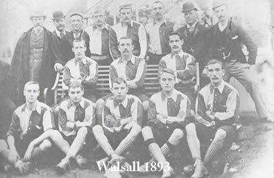 walsall fc 1893