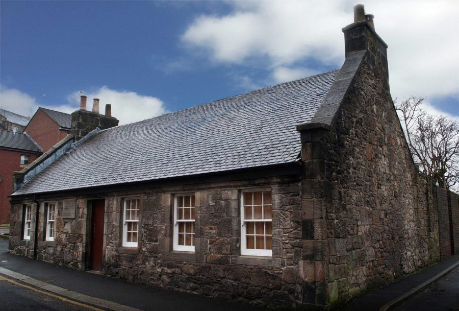 Tannahill Cottage Paisley Burns Club