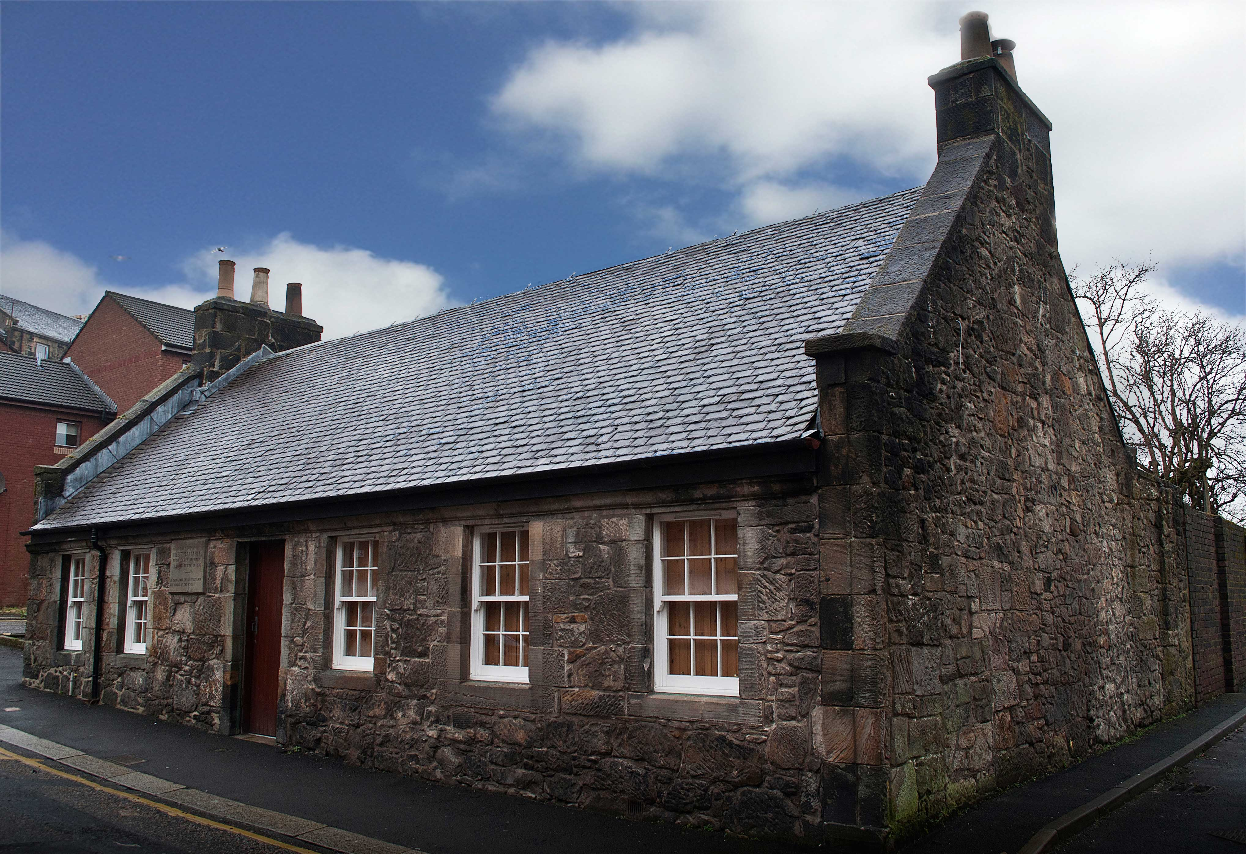 Tannahill's Cottage