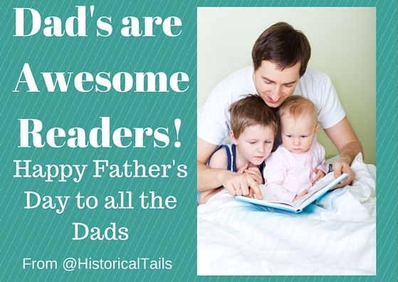 Dad's are AwesomeReaders!