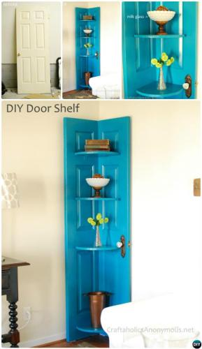 repurposed door ideas