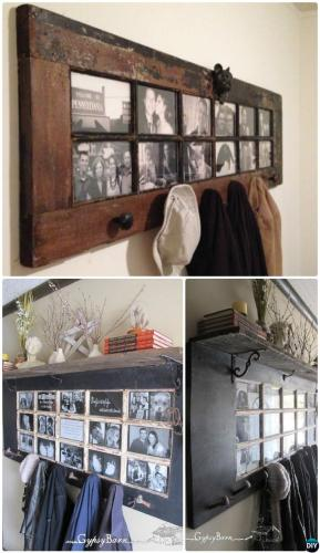 Reclaimed door ideas