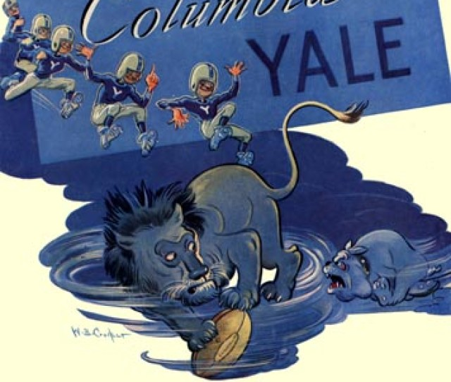 1936 Columbia Vs Dartmouth
