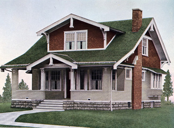 HOMES FROM THE 1920S HOUSE PLANS Floor Plans