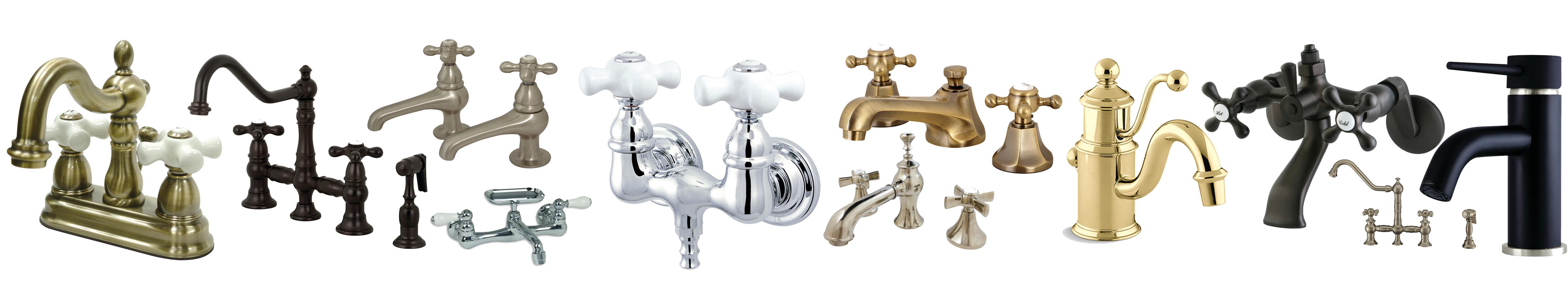 sink faucets bridge faucets