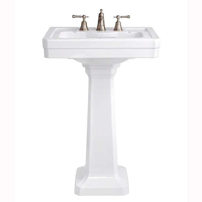 american standard fitzgerald 24 pedestal lavatory