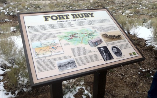 Fort Ruby