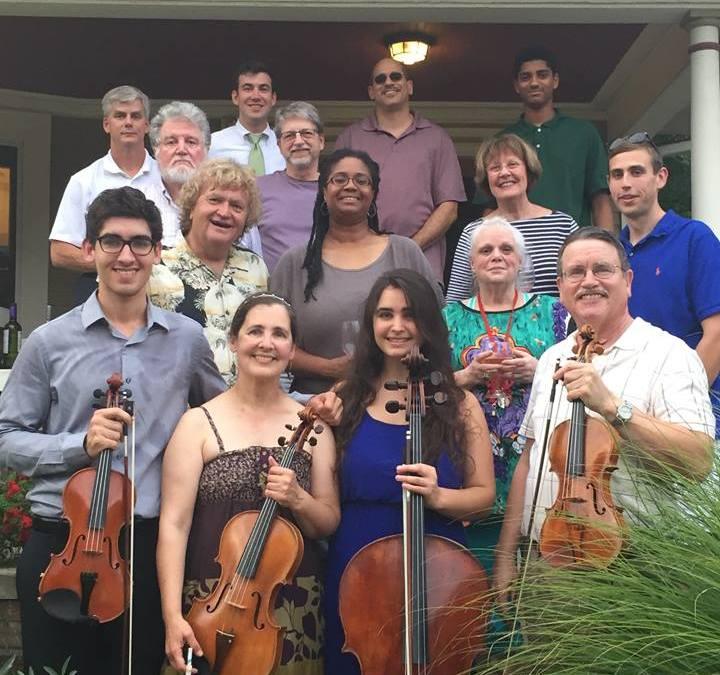 Abel String Quartet Concert