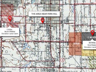 Area near Fern Hill