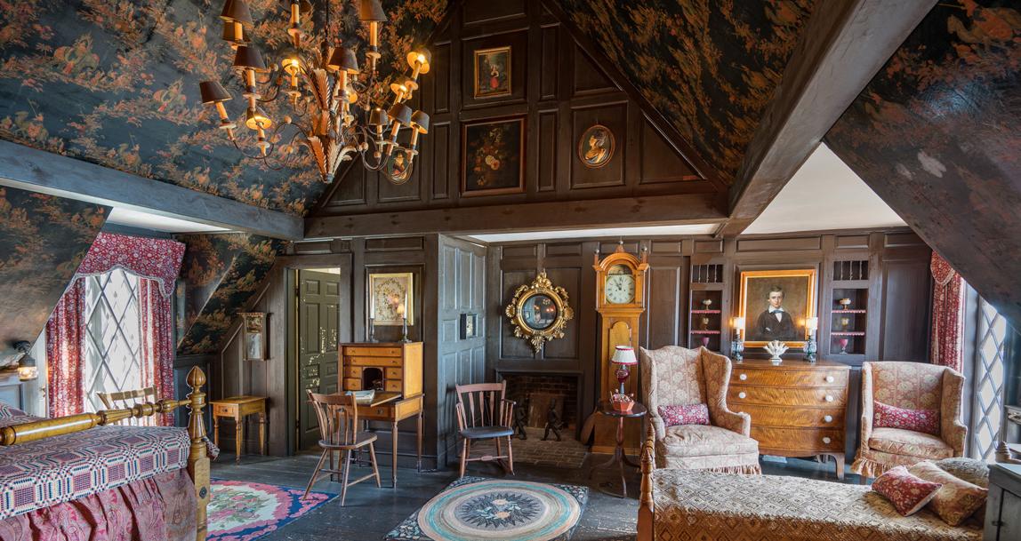 Beauport Sleeper McCann House Group Tours