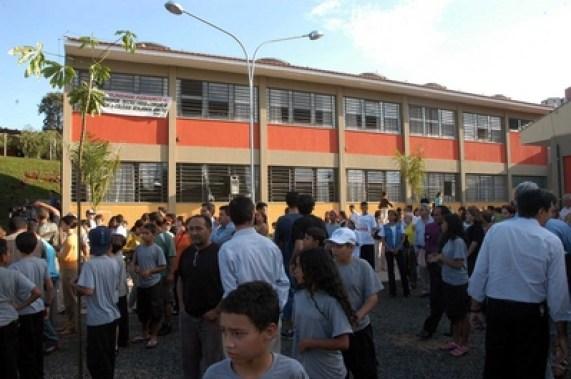 Londrina,30/06/2005 - Colégio Estadual Benjamin Constant. Foto:MArcio Machado/SECS