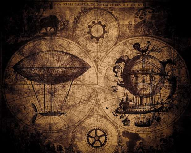 Steampunk Wallpaper For Walls | Wallpaper sportstle