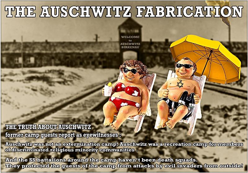 Die Auschwitzluge
