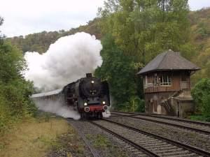 """Dampfsonderzug """"Brohltal-Express"""" @ Dampfsonderzug """"Brohltal-Express"""""""