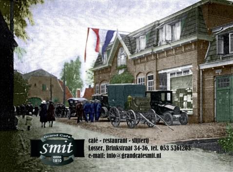 Grandcafé Restaurant Smit