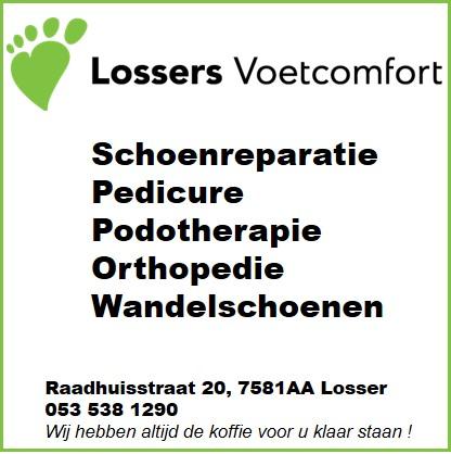 Lossers Voetcomfort