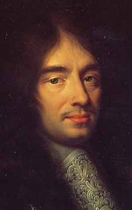 Charles Perrault door Philippe Lallemand 1672