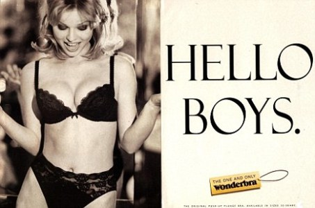 Hello Boys - Wonderbra