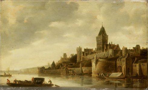 Valkhof te Nijmegen