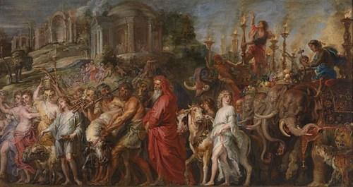 een romeinse triomf