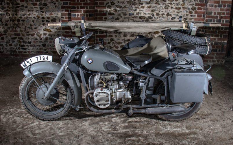 German Bmw R75 Motorcycle
