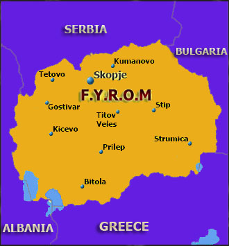 former yugoslav republic of macedonia2 Journalism in FYROM under Fire   Dismissed Journalists complain against Governments Cencorship
