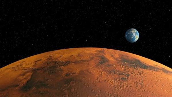 Life on Mars? The Search for Signs Goes Back Centuries ...