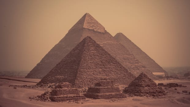 Image result for ancient pyramid darkness