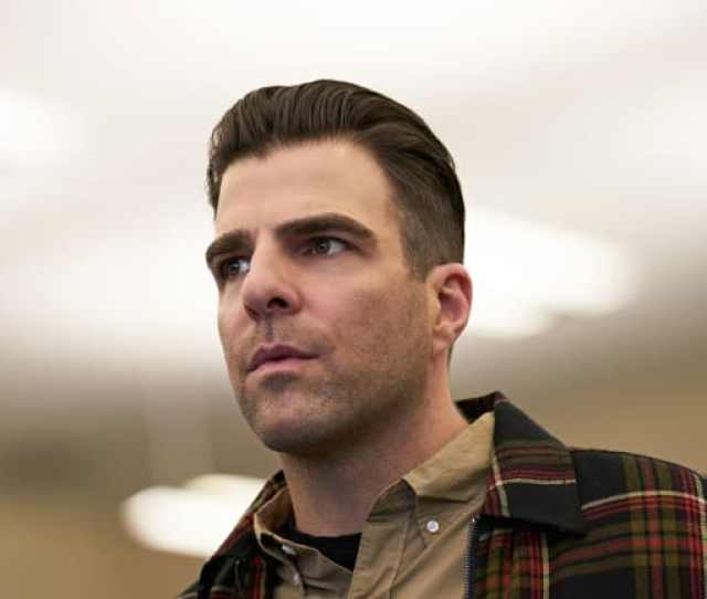 Zachary Quinto Breaks Down Aliens Superhumans And Artificial Intelligence