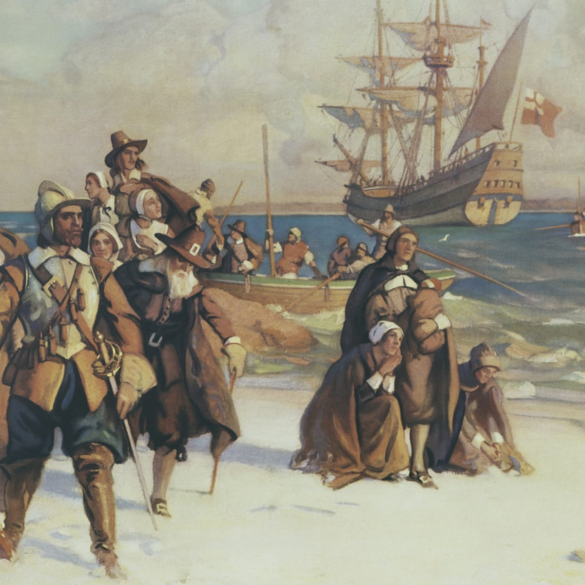Why Did The Pilgrims Travel To New World
