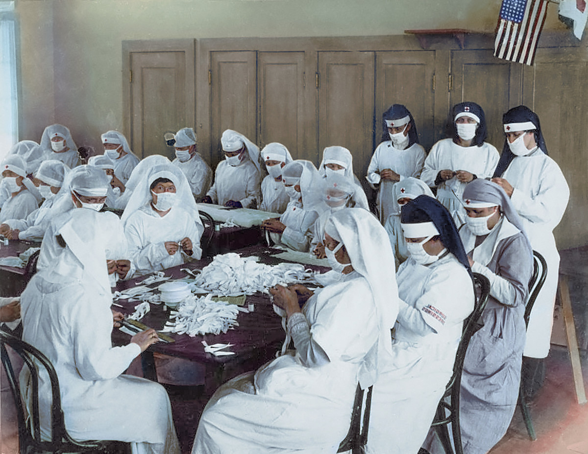 Three Percent Of The World S Populationd In The Flu Pandemic