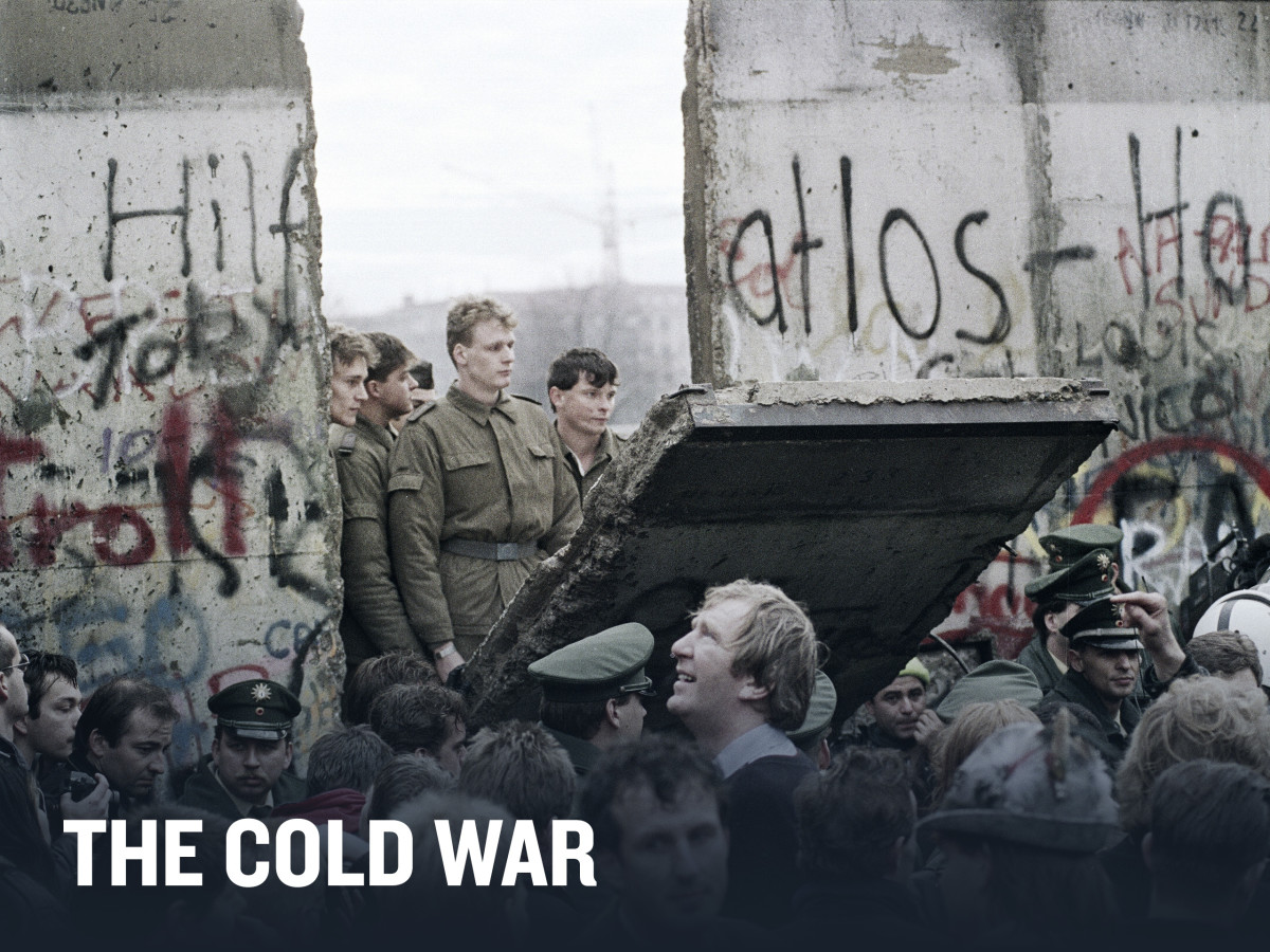 History Vault The Cold War