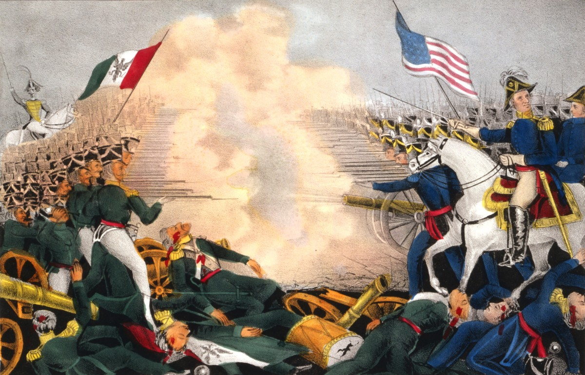 10 Things You May Not Know About The Mexican American War