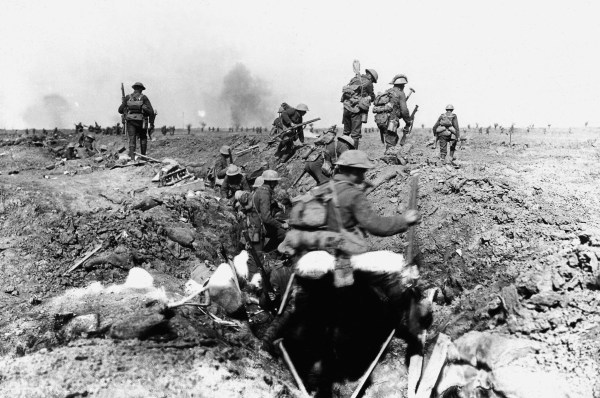 Life in the Trenches of World War I - HISTORY