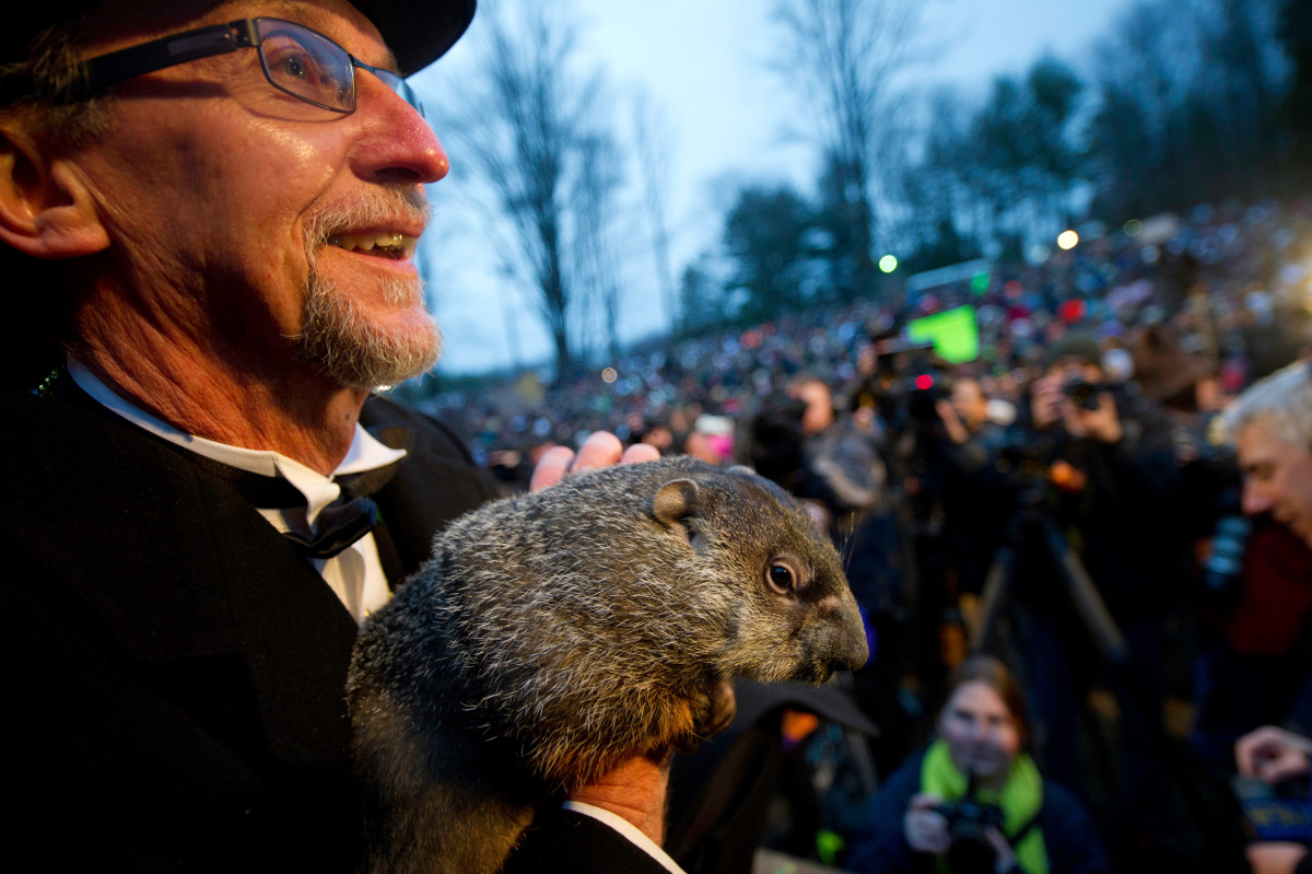 Groundhog Day History And Facts