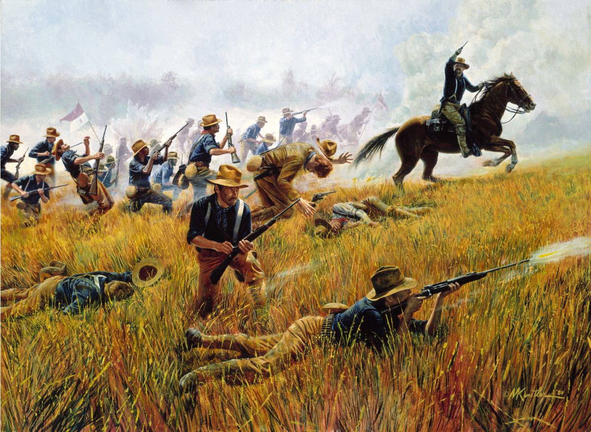 6 Things You May Not Know About The Spanish American War