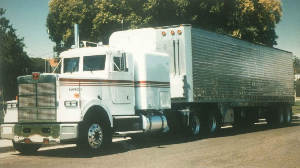 Truck to transport nuclear weapons