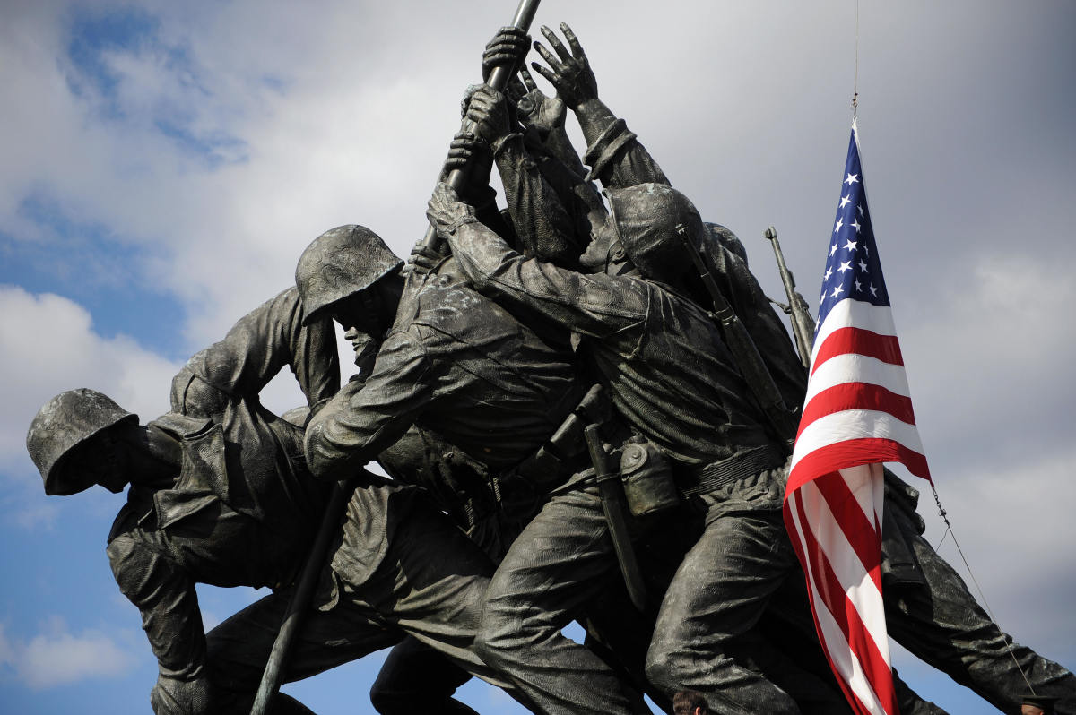 Marine Corps Will Investigate Identity Of Flag Raisers At