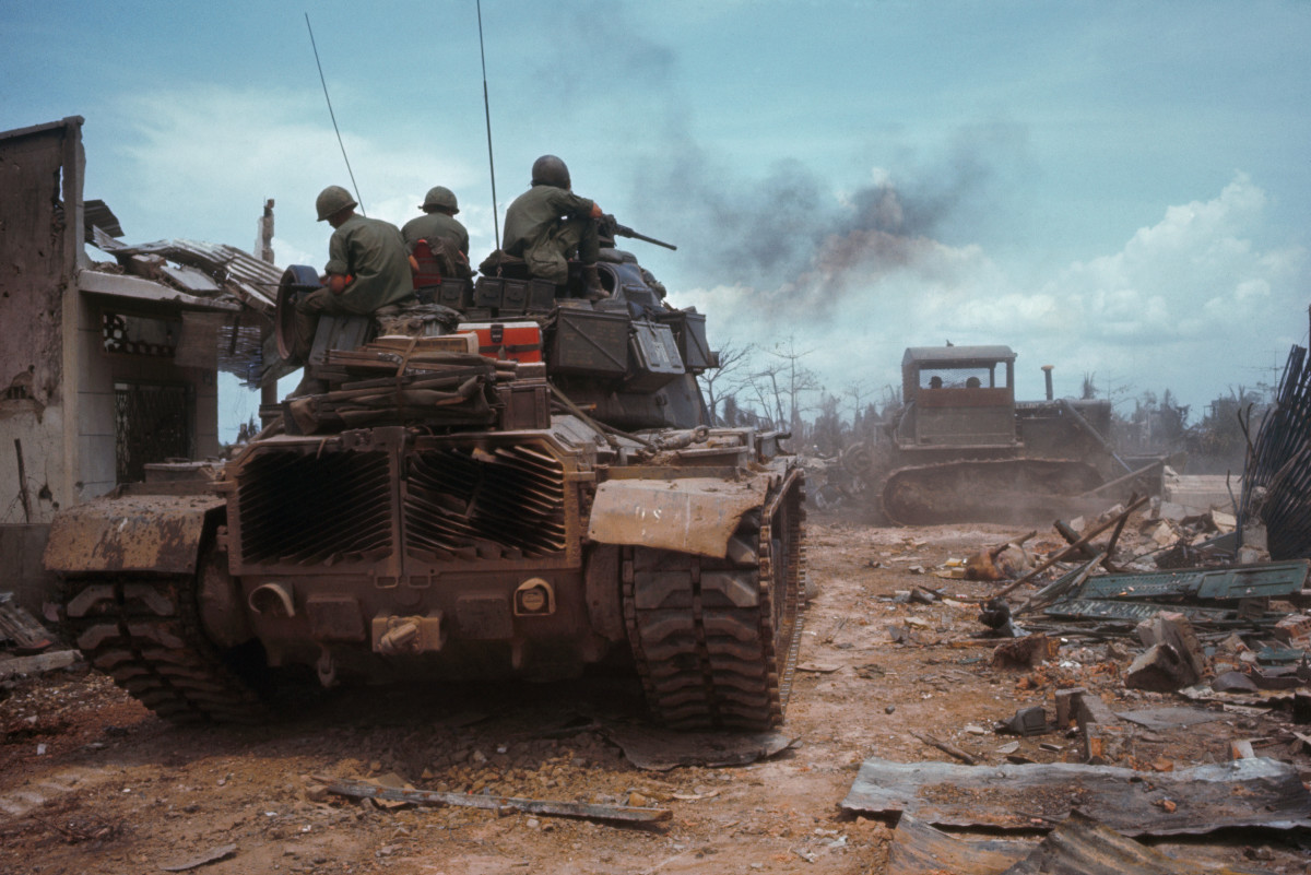 How The Tet Offensive Shocked Americans Into Questioning