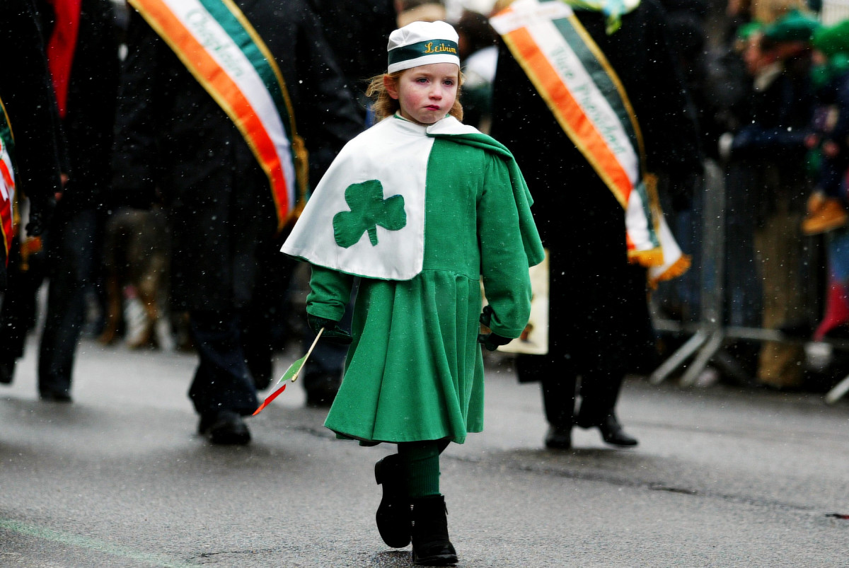 History Of St Patrick S Day
