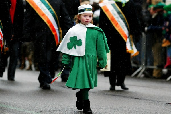 History of St. Patrick's Day - Facts, Meaning & Traditions ...