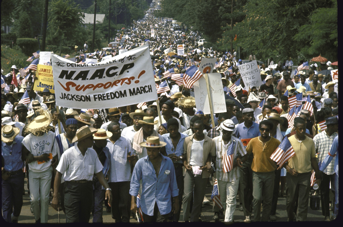 Civil Rights Movement Timeline Key Events Amp Leaders