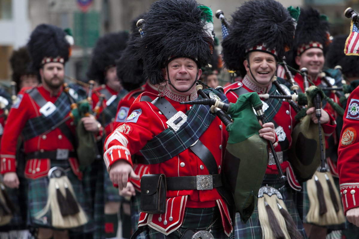 History Of St Patrick S Day Parades Around The World