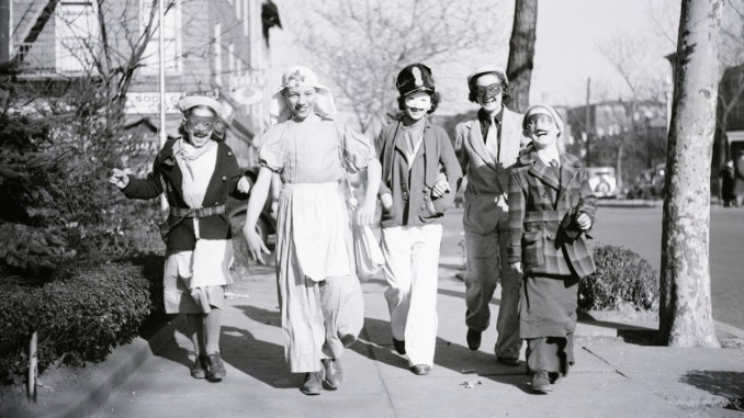 The History of Trick-or-Treating - HISTORY