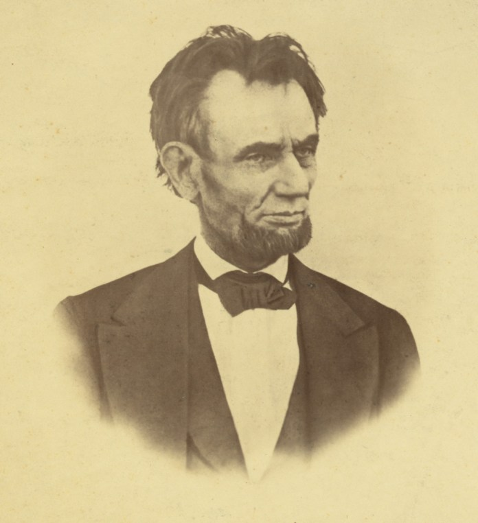 Last Photo of President Lincoln
