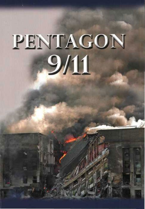 Cover of book - 'Pentagon9/11.'