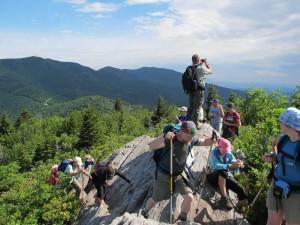 Rim Hike 5 Pinnacle of the Blue Ridge
