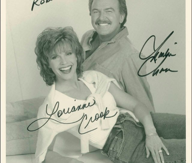 Crook Chase Autographed Inscribed Photograph Co Signed By Crook Chase Lorianne Crook Crook Chase Charlie Chase Hfsid 299274
