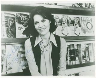 HistoryForSale - Autographs and Manuscripts | Barbara Feldon ...