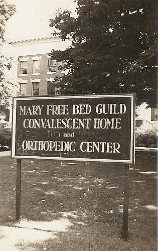 D. A. Blodgett Home - Mary Free Bed | History Grand Rapids
